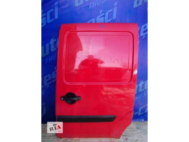 купить бу б/у Двери/багажник и компоненты Дверь боковая сдвижная Легковой Fiat Doblo 2006 в Львове