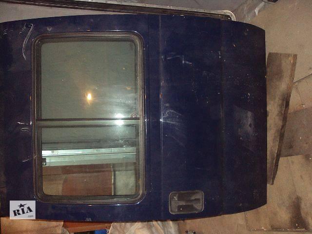 продам б/у Двери/багажник и компоненты Дверь боковая сдвижная Легковой Fiat Scudo Пассажирский Минивен 2001 бу в Львове