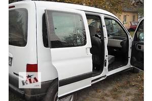 б/у Двери боковые сдвижные Peugeot Partner груз.