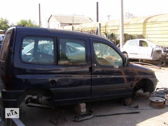 купить бу б/у Двери/багажник и компоненты Дверь боковая сдвижная Легковой Peugeot Partner в Новой Каховке