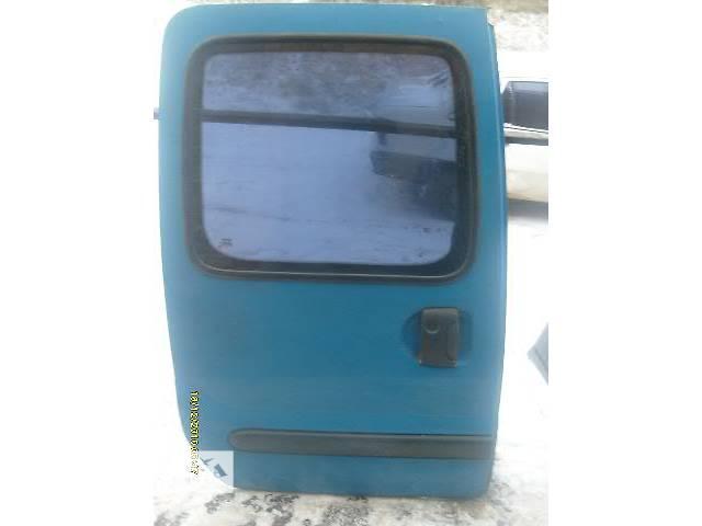 Б/у Двери/багажник и компоненты Дверь боковая сдвижная Легковой Renault Kangoo пасс. 1999- объявление о продаже  в Самборе