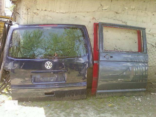 Б/у дверь боковая сдвижная для легкового авто Volkswagen T6 (Transporter) 2010- объявление о продаже  в Хусте