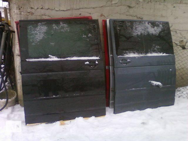 купить бу б/у Двери/багажник и компоненты Дверь боковая сдвижная Легковой Volkswagen Multivan 2008 в Виноградове