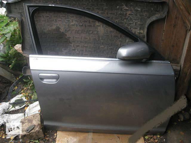 купить бу б/у Двери/багажник и компоненты Дверь передняя Audi A6 C6 в Одессе