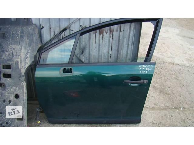 продам б/у Двери/багажник и компоненты Дверь передняя Citroen C4 бу в Одессе