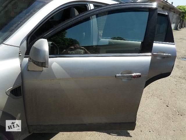 б/у Двери/багажник и компоненты Дверь передняя Дверь задняя Легковой Chevrolet Captiva 2007- объявление о продаже  в Киеве