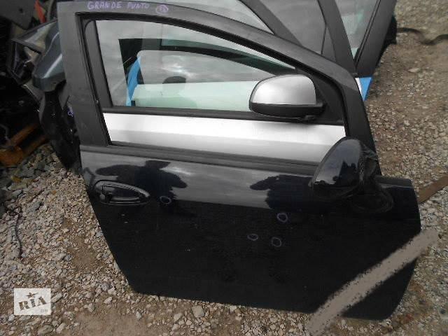 продам б/у Двери/багажник и компоненты Дверь передняя Fiat Grande Punto бу в Одессе