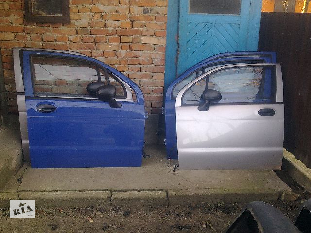 б/у Двери/багажник и компоненты Дверь передняя Легковое авто Daewoo Matiz- объявление о продаже  в Жидачове