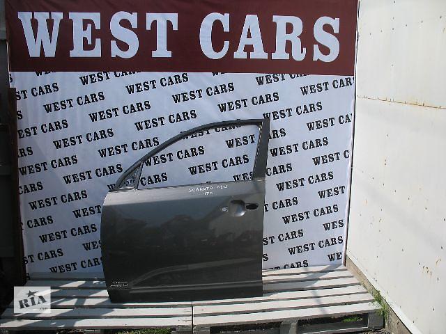купить бу б/у Двери/багажник и компоненты Дверь передняя Легковое авто Kia Sorento 2010 в Луцке