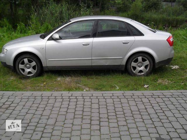 б/у Двери/багажник и компоненты Дверь передняя Легковой Audi A4 Седан 2001- объявление о продаже  в Пустомытах (Львовской обл.)