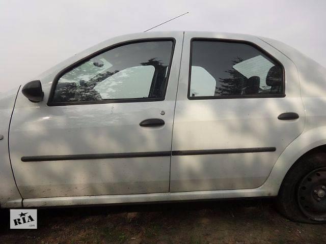 бу б/у Двери/багажник и компоненты Дверь передняя Легковой Dacia Logan Седан 2008 в Олешках (Цюрупинске)