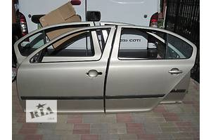 б/у Двери передние Skoda Octavia A5