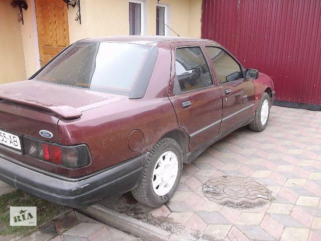 купить бу б/у Двери/багажник и компоненты Дверь передняя Легковой Ford Sierra Седан 1989 в Тернополе
