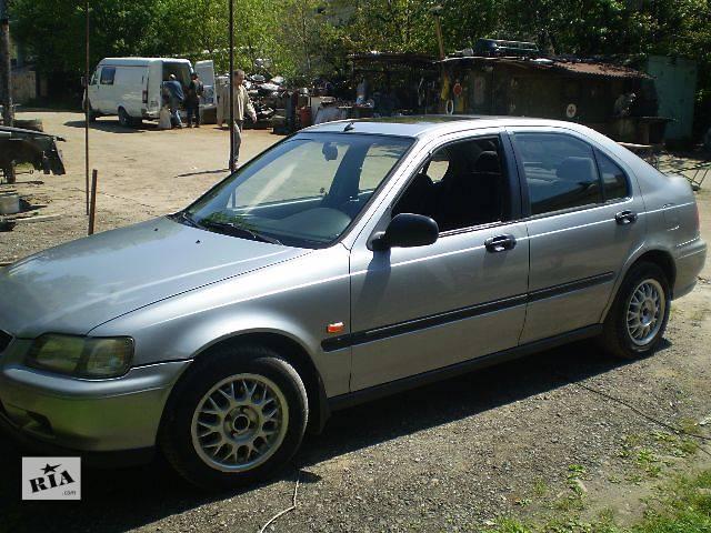 купить бу б/у Двери/багажник и компоненты Дверь передняя Легковой Honda Civic Хэтчбек 1996 в Львове