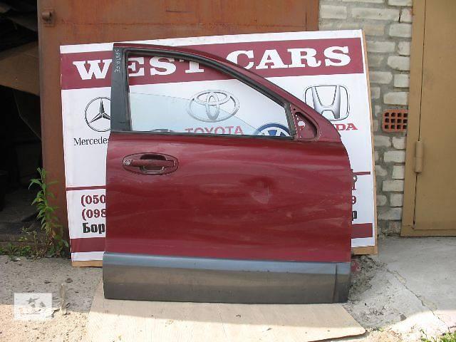 б/у Двери/багажник и компоненты Дверь передняя Легковой Hyundai Santa FE 2003- объявление о продаже  в Луцке