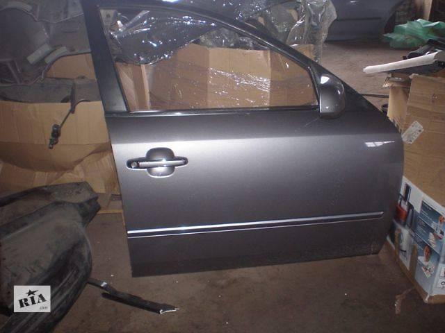 бу б/у Двери/багажник и компоненты Дверь передняя Легковой Hyundai Sonata Седан 2007 в Луцке
