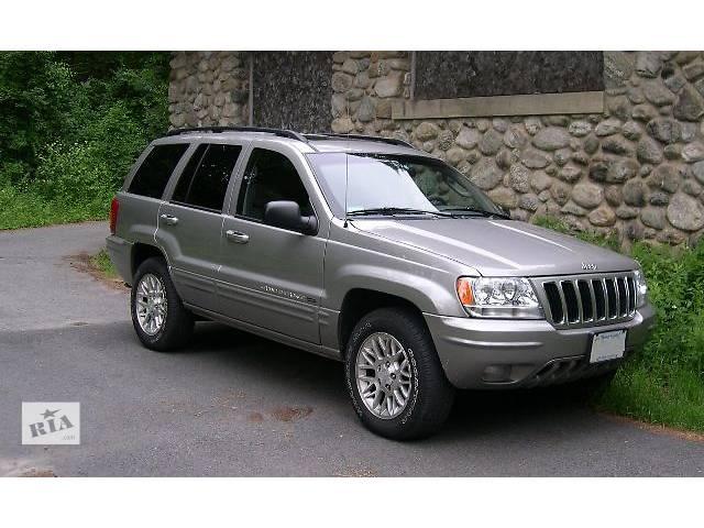 продам б/у Двери/багажник и компоненты Дверь передняя Легковой Jeep Grand Cherokee Limited бу в Черновцах