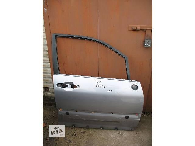 продам б/у Двери/багажник и компоненты Дверь передняя Легковой Lexus RX 2002 бу в Луцке