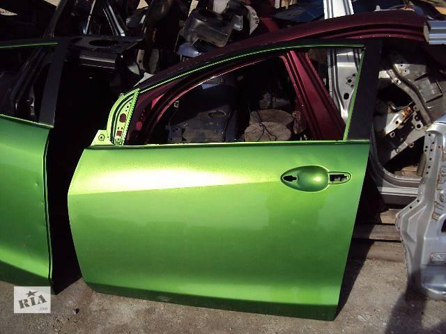 купить бу б/у Двери/багажник и компоненты Дверь передняя Легковой Mazda 2 в Каменском (Днепропетровской обл.) (Днепродзержинск)