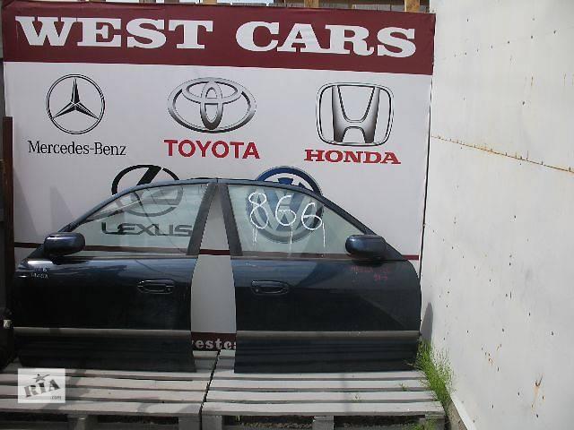 купить бу б/у Двери/багажник и компоненты Дверь передняя Легковой Mazda 626 2000 в Луцке