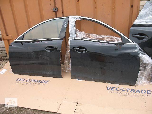 бу б/у Двери/багажник и компоненты Дверь передняя Легковой Mazda 6 2013 в Луцке