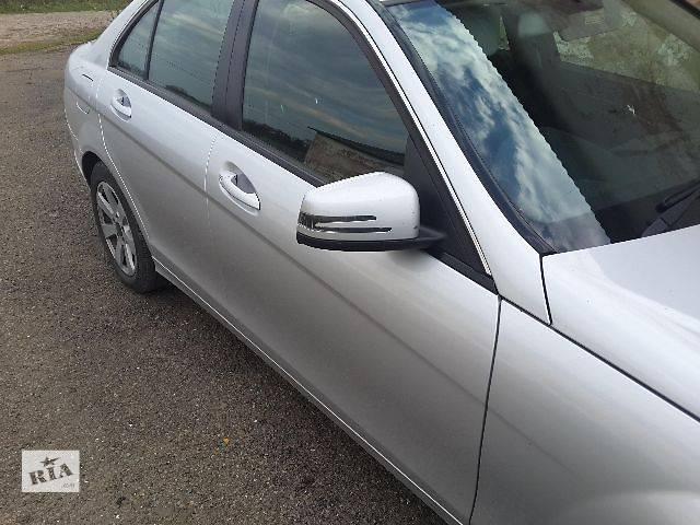 продам Б/у Двери/багажник и компоненты Дверь передняя Легковой Mercedes C-Class 2008 бу в Львове