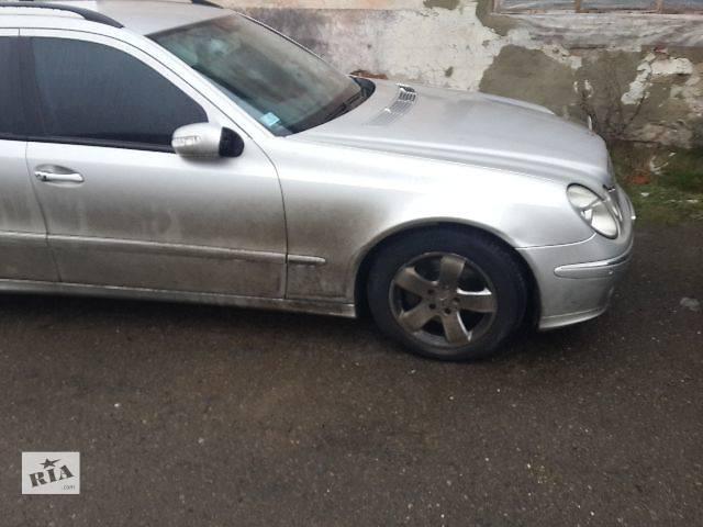 продам б/у Двери/багажник и компоненты Дверь передняя Легковой Mercedes E-Class бу в Львове