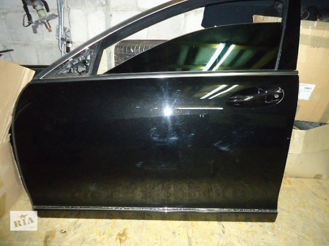 купить бу б/у Двери/багажник и компоненты Дверь передняя Легковой Mercedes S-Class Седан 2007 в Черновцах
