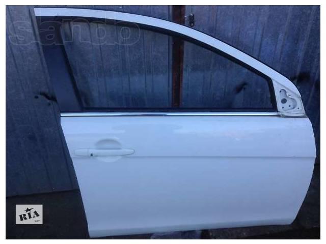продам б/у Двери/багажник и компоненты Дверь передняя Легковой Mitsubishi Lancer X 2010 бу в Киеве