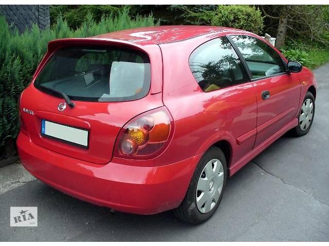 Б/у Двери/багажник и компоненты Дверь передняя Легковой Nissan Almera 2002- объявление о продаже  в Львове