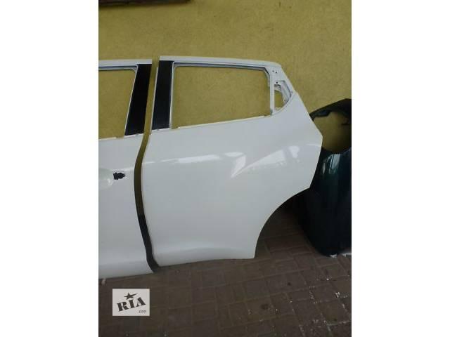 продам б/у Двери/багажник и компоненты Дверь передняя Легковой Nissan Juke бу в Жовкве