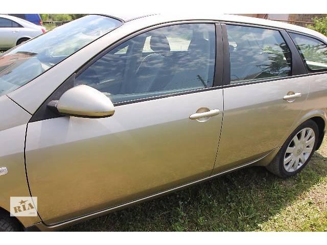 б/у Двери/багажник и компоненты Дверь передняя Легковой Nissan Primera- объявление о продаже  в Костополе