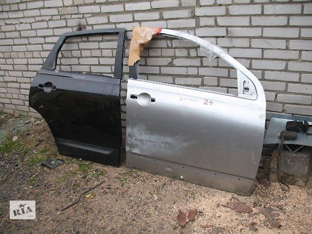 продам б/у Двери/багажник и компоненты Дверь передняя Легковой Nissan Qashqai+2 бу в Луцке