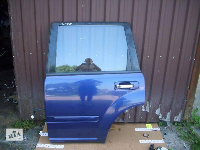 продам б/у Двери/багажник и компоненты Дверь передняя Легковой Nissan X-Trail 2004 бу в Тернополе
