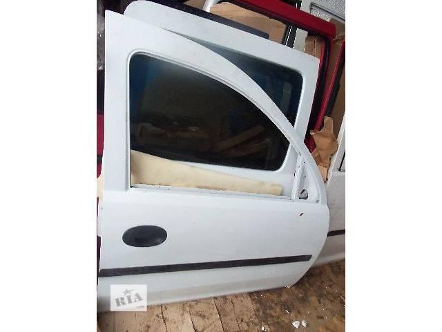 б/у Двери/багажник и компоненты Дверь передняя Легковой Opel Combo 2004- объявление о продаже  в Ковеле