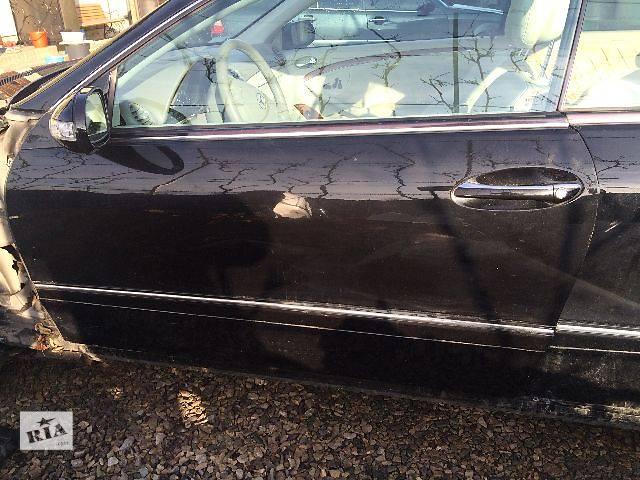 продам б/у Двери/багажник и компоненты Дверь передняя Легковой Mercedes CLK-Class Купе бу в Ивано-Франковске