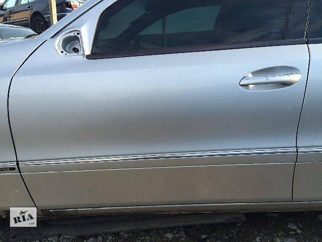 продам б/у Двери/багажник и компоненты Дверь передняя Легковой Седан Mercedes E-Class 2005 бу в Ивано-Франковске
