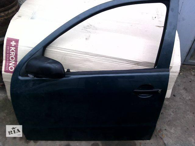 продам б/у Двери/багажник и компоненты Дверь передняя Легковой Skoda Fabia бу в Ковеле