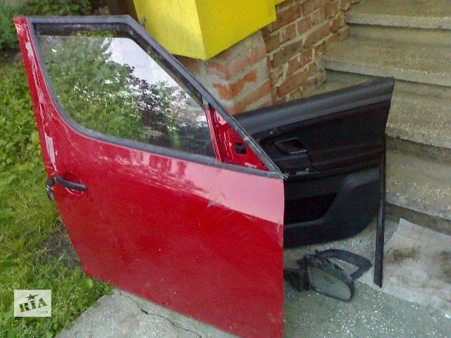 б/у Двери/багажник и компоненты Дверь передняя Легковой Skoda Roomster 2011- объявление о продаже  в Ивано-Франковске