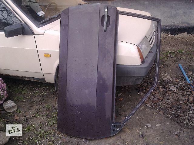 б/у Двери/багажник и компоненты Дверь передняя Легковой ВАЗ 2108- объявление о продаже  в Львове