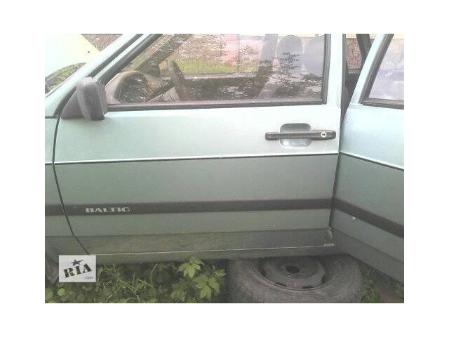 продам б/у Двери задні ВАЗ 2109 (Балтика) 1998 бу в Львове