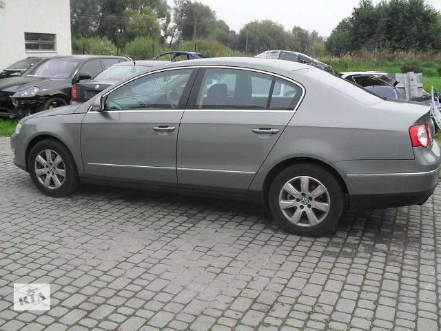 Б/у дверь передняя для легкового авто Volkswagen B6- объявление о продаже  в Львове