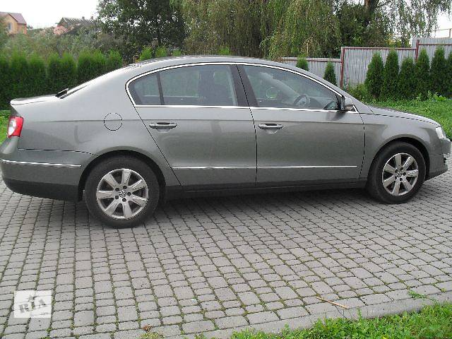 б/у Двери/багажник и компоненты Дверь передняя Легковой Volkswagen B6 Седан 2006- объявление о продаже  в Пустомытах (Львовской обл.)