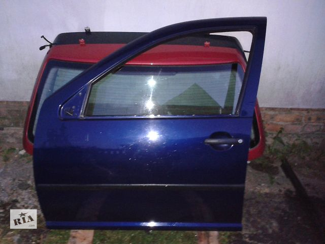 купить бу Б/у Двери/багажник и компоненты Дверь передняя Легковой Volkswagen Golf IV Хэтчбек 1998 в Ковеле