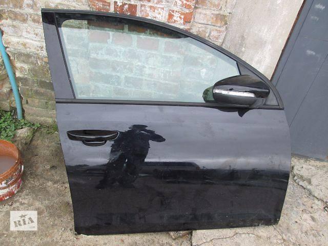 бу б/у Двери/багажник и компоненты Дверь передняя Легковой Volkswagen Golf VI 2011 в Ковеле