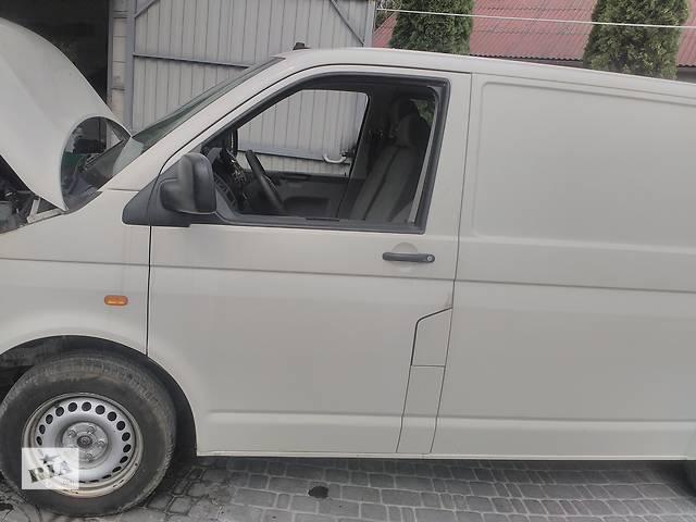 купить бу б/у Двери/багажник и компоненты Дверь передняя Легковой Volkswagen T5 (Transporter) 2008 в Ковеле