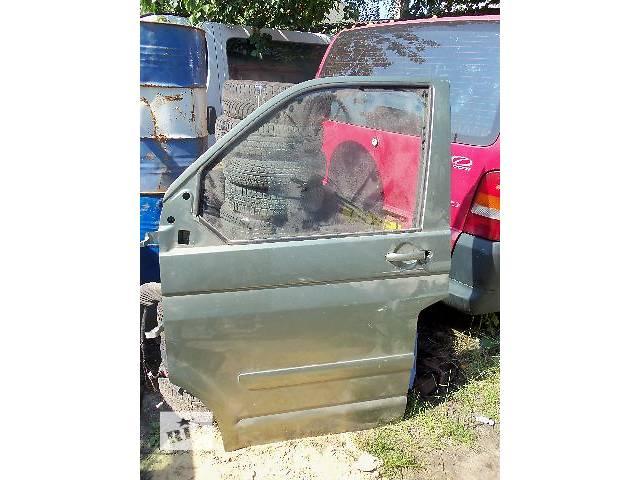 бу б/у Двери/багажник и компоненты Дверь передняя Легковой Volkswagen T5 (Transporter) 2004 в Ковеле
