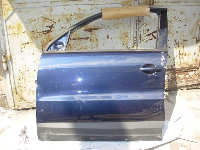 купить бу б/у Двери/багажник и компоненты Дверь передняя Легковой Volkswagen Tiguan в Киеве