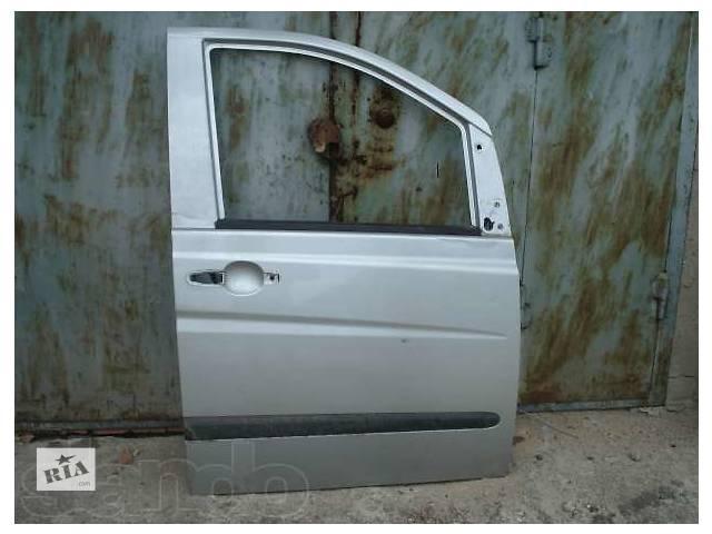 купить бу б/у Двери/багажник и компоненты Дверь передняя Mercedes Vito в Ровно