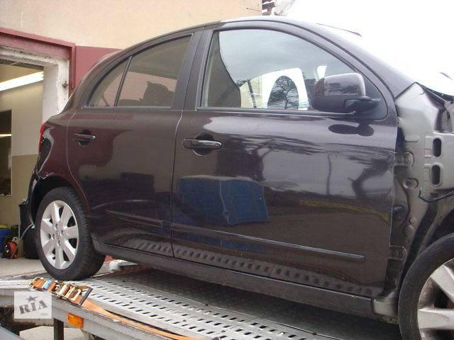 б/у Двери/багажник и компоненты Дверь передняя Nissan Micra- объявление о продаже  в Одессе